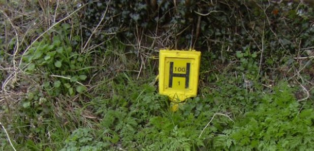 Fire Hydrant Signpost